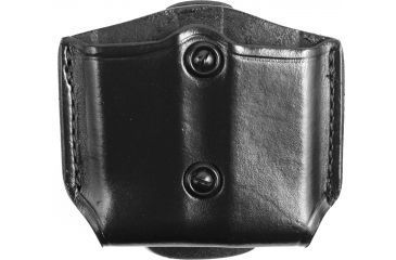 Gould & Goodrich B831-1 Double MagazineCase Finish Black