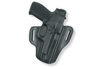 Gould & Goodrich Gold Line Two Slot Pancake Concealment Holster, RH B802-250