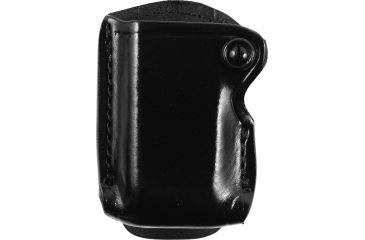 Gould & Goodrich Single Magazine Case, Paddle, Black B8303