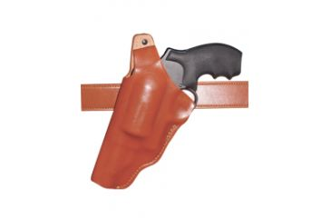 Gould & Goodrich Judge Holster, 2.5in Chamber, 2.5 to 3in Barrel, Brown, Left Hand