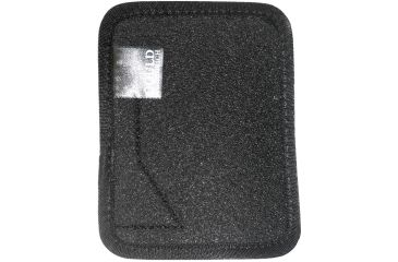 Gould & Goodrich 702 Wallet Holster, Charcoal