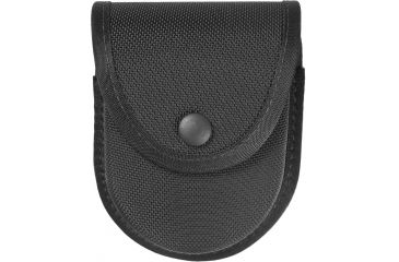 Gould & Goodrich X596 Double Handcuff Case, Finish Black Ballistic Nylon