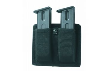 Gould & Goodrich X617-3 Double Magazine Pouch, Black, Beretta 92/96