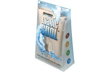 Grabber Magic Cool Bandana-khaki COOLBKH