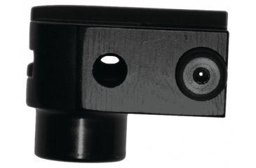 GrovTec US GT Bayonet Adaptor Push Button Base Type III Anodize Finish