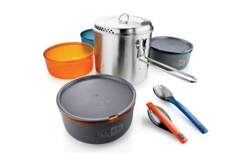 GSI Glacier Stainless Dualist 68144