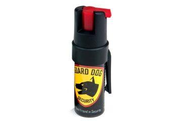 Guard Dog Security 1/2 oz Pepper Spray Collar Clip, Black PS-COLCLP