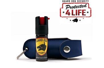 Guard Dog Security 1/2oz 18% OC Pepper Spray - Blue PS-GDOC18-1BL