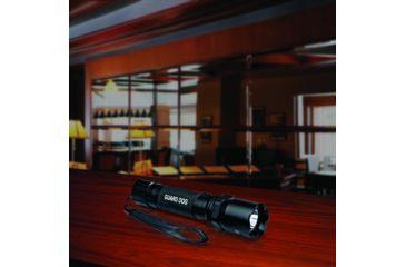 3-Guard Dog Security 240 Lumen Tactical Metal Rechargeable Flashlight