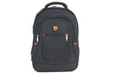 Guard Dog Security ProShield Bulletproof Backpack NIJ Level IIIA, Black BP-GDPBP1000BK