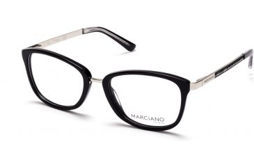 bb40a1b7ba Guess By Marciano GM0325 Eyeglass Frames - Black Frame Color