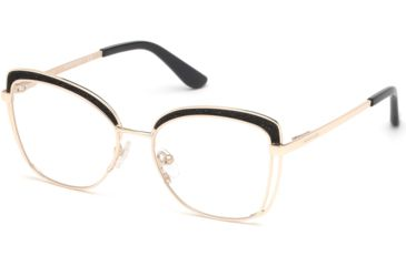 ee53affb97 Guess By Marciano GM0344 Eyeglass Frames - Gold Frame Color