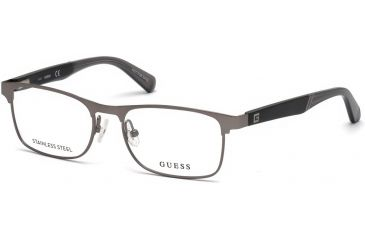 ac25e61518 Guess GU1952 Eyeglass Frames - Matte Gunmetal Frame Color