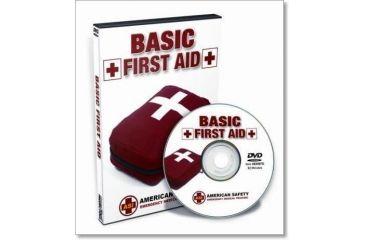 Gun Video DVD - Basic First Aid X0567D