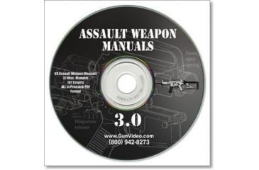 Gun Video Assault Weapon Manuals 3.0 CD004