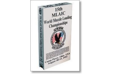 Gun Video DVD - 15th MLAIC World Muzzle Loading Championships S0040D