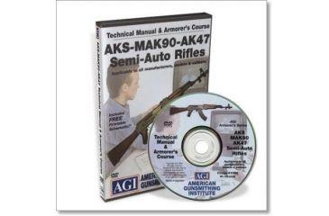 Gun Video DVD - AGI: AKS/MAK 90 Series X0068D