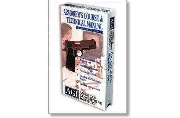 Gun Video DVD - AGI: How-to Re-Barrel & Blueprint Military Bolt Action Rifles X0510D