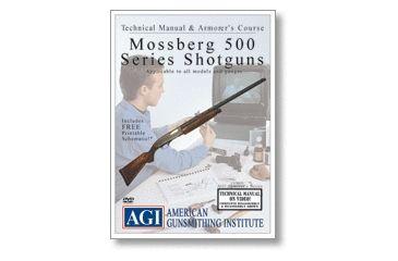 Gun Video DVD - AGI: Mossberg 500 Shotgun X0082D