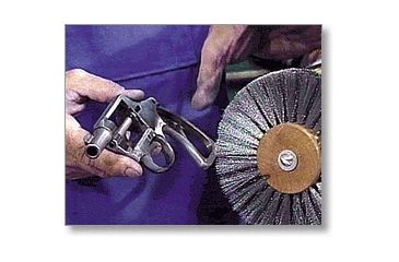 Gun Video DVD - AGI: Professional Hot Blueing X0319D