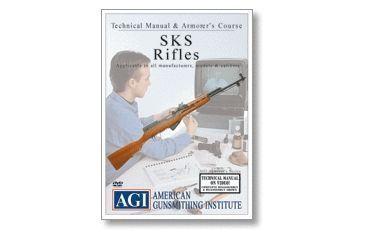 Gun Video DVD - AGI: SKS Rifles X0067D