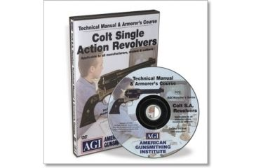 Gun Video DVD - AGI: Tuning the Colt X0302D