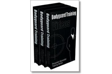 Gun Video DVD - Bodyguard Training X0422D