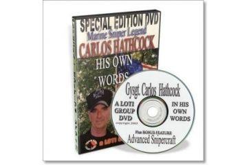 Gun Video DVD - Carlos Hathcock One Shot - One Kill M0080D
