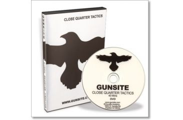 Gun Video DVD - Close Quarter Tactics X0357D