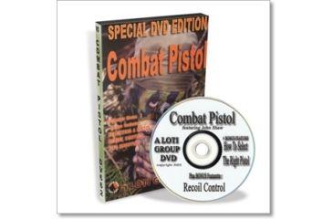 Gun Video DVD - Combat Pistol X0462D