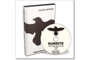 Gun Video DVD - Gunsite: Tactical Shotgun 1 X0178D