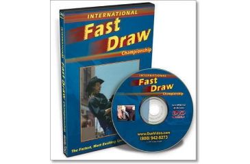 Gun Video DVD - International Fast Draw Championship P0013D