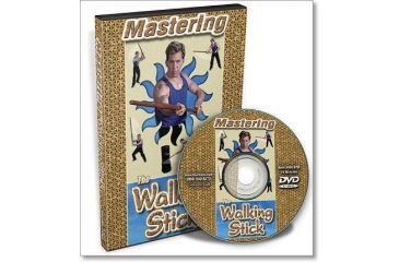 Gun Video DVD - Mastering the Walking Stick X0197D