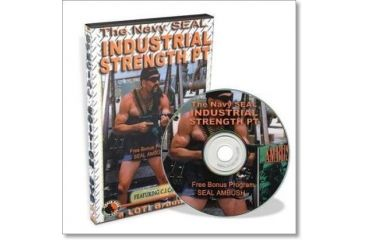 Gun Video DVD - Navy Seal Industrial Strength PT X0151D