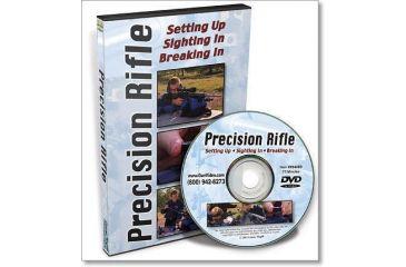 Gun Video DVD - Precision Rifle with Mickey Fowler X0445D