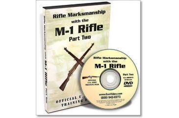 Gun Video DVD - Rifle Marksmanship M-1 - Part 2 M0061D