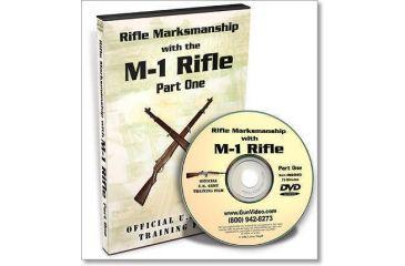 Gun Video DVD - Rifle Marksmanship M-1 - Part 1 M0060D