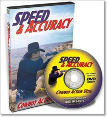 Gun Video DVD - Speed and Accuracy X0090D