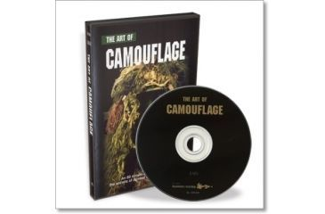 Gun Video DVD - The Art of Camouflage X0198D