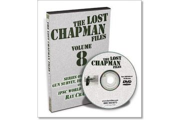 Gun Video DVD - The Lost Chapman Files - Volume 8 X0126D