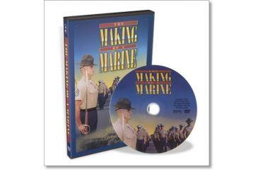 Gun Video DVD - The Making Of A Marine X0360D
