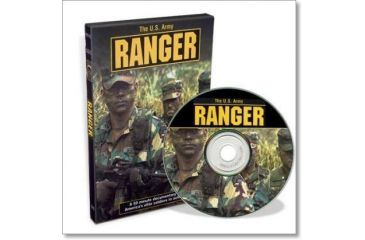 Gun Video DVD - The US Army Ranger X0429D