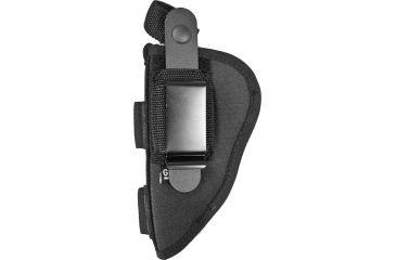 Gunmate Hip Holster Black Size 45, Ambi, Clam 21145C