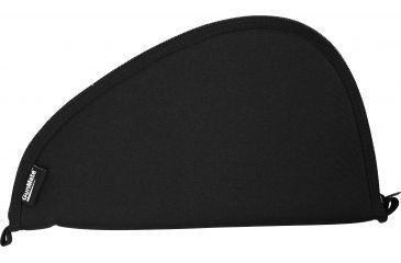 GunMate Pistol Soft Case/Rug, Black, Medium
