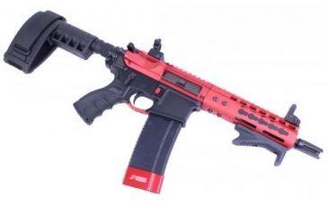 25-GUNTEC USA AR-15 Stripped Billet Upper Receiver