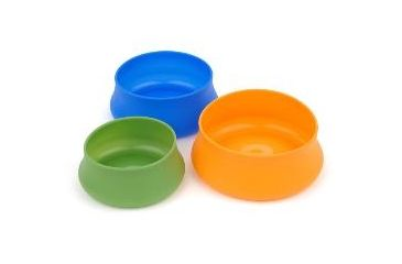 Splashguard Squishy Pet Bowl, Lime, 32 oz 356828