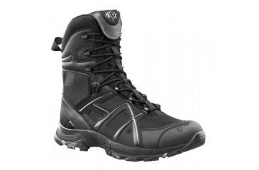 1-HAIX Black Eagle Athletic 11 Boot w/ Side Zipper