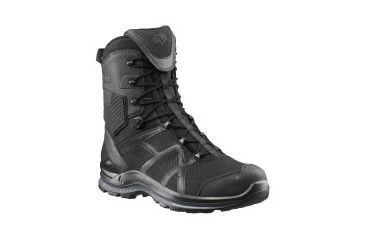 28adc444ac5 Details about HAIX Black Eagle Athletic 2.0 T High, Side-Zip Boots, Black,  13, : 330004M-13