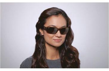 Maui Jim Hamoa Beach Sunglasses w/ Matte Black Rubber Frame and Neutral Grey Lenses - 226-2M, On Model