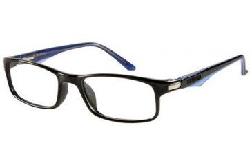 e7e87deca74 Harley Davidson Eyewear HD0408 Single Vision Prescription Eyeglasses ...